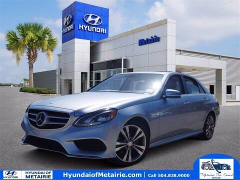 2016 Mercedes-Benz E-Class for sale at Metairie Preowned Superstore in Metairie LA