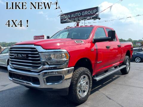 2019 RAM Ram Pickup 2500 for sale at Divan Auto Group in Feasterville Trevose PA