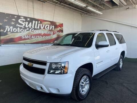 2012 Chevrolet Suburban for sale at SULLIVAN MOTOR COMPANY INC. in Mesa AZ