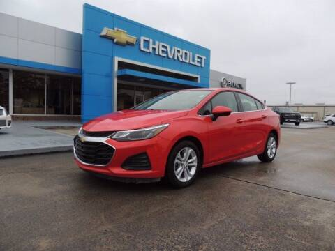 2019 Chevrolet Cruze for sale at LEE CHEVROLET PONTIAC BUICK in Washington NC