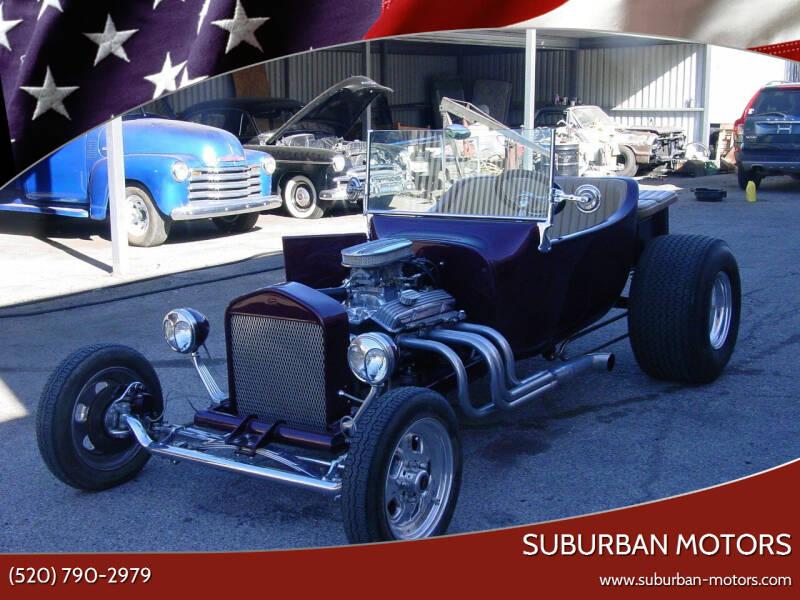 1923 Ford Model T for sale at Suburban Motors in Tucson AZ