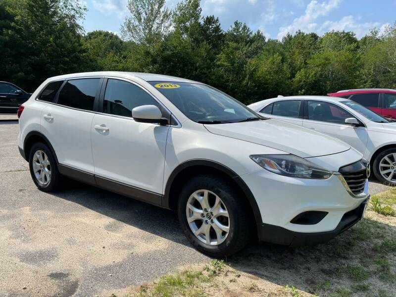 2013 Mazda CX-9 for sale at Downeast Auto Inc in Waterboro ME