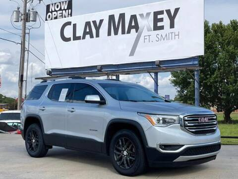2018 GMC Acadia for sale at Clay Maxey Fort Smith in Fort Smith AR