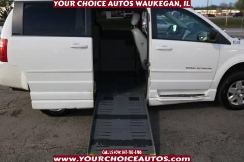 2010 Dodge Grand Caravan for sale at Your Choice Autos - Waukegan in Waukegan IL
