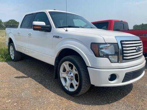 2011 Ford F-150 for sale at FAST LANE AUTOS in Spearfish SD