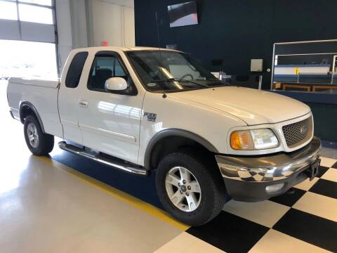 2003 Ford F-150 for sale at Used Cars of Fairfax LLC in Woodbridge VA