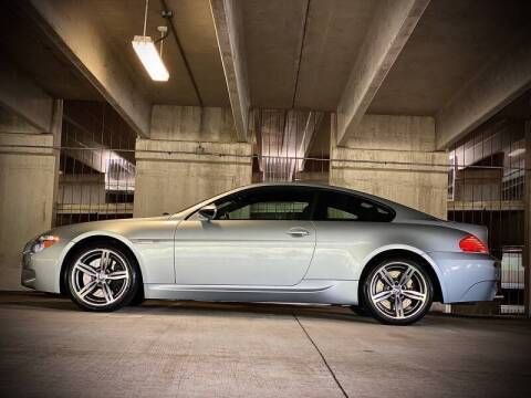 2006 BMW M6 for sale at FALCON AUTO BROKERS LLC in Orlando FL