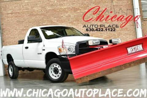 2008 Dodge Ram Pickup 1500 for sale at Chicago Auto Place in Bensenville IL