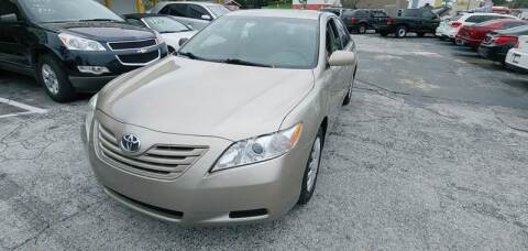 2008 Toyota Camry for sale at Autos by Tom in Largo FL