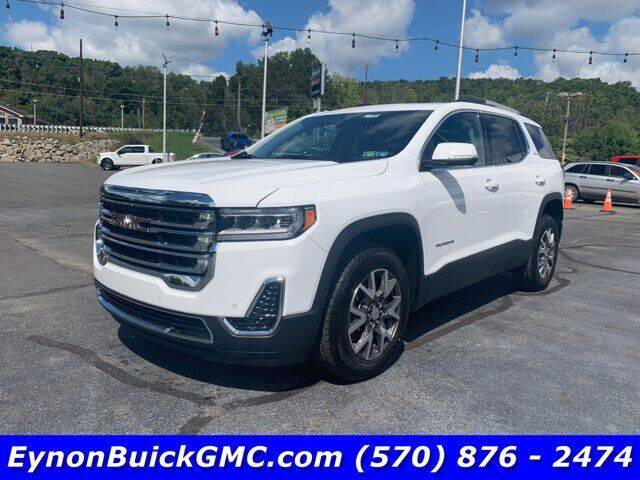 2022 GMC Acadia for sale in Olyphant, PA