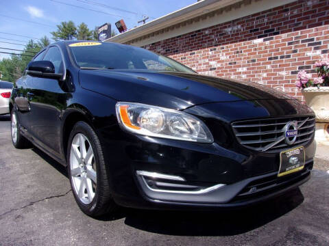 2016 Volvo S60 for sale at Certified Motorcars LLC in Franklin NH
