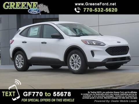 2020 Ford Escape for sale at NMI in Atlanta GA