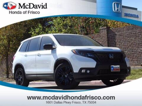2021 Honda Passport for sale at DAVID McDAVID HONDA OF IRVING in Irving TX