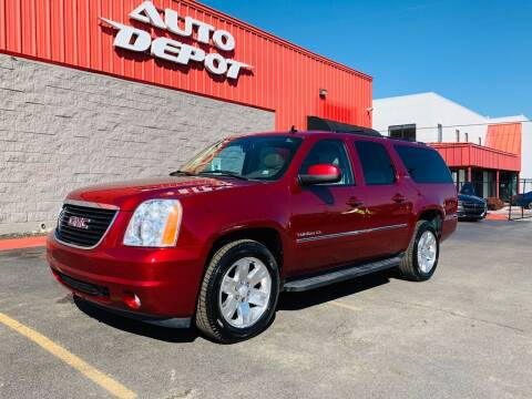 2011 GMC Yukon XL for sale at Auto Depot of Madison in Madison TN