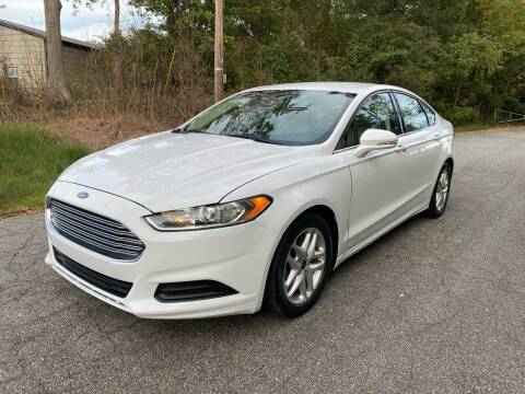 2015 Ford Fusion for sale at Speed Auto Mall in Greensboro NC