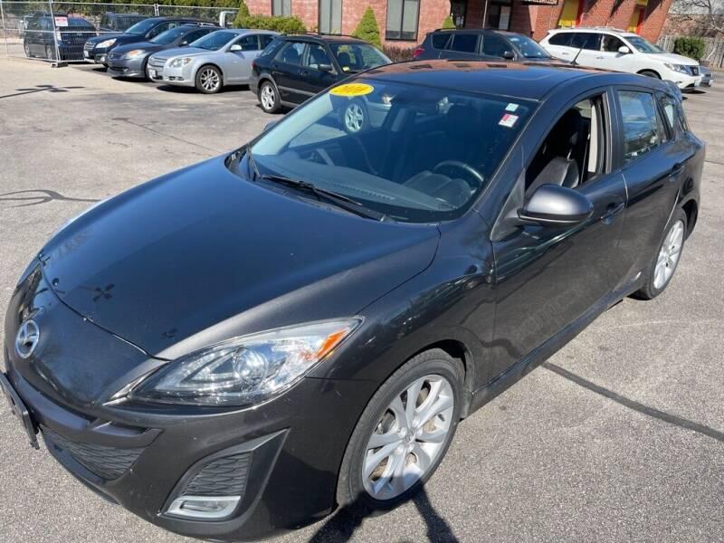 2010 Mazda MAZDA3 for sale at KINGSTON AUTO SALES in Wakefield RI