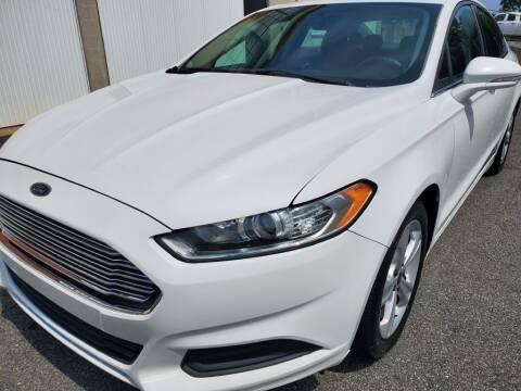 2015 Ford Fusion for sale at Atlanta's Best Auto Brokers in Marietta GA