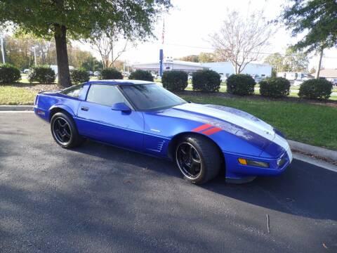 1996 Chevrolet Corvette for sale at Carolina Classics & More in Thomasville NC