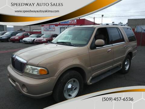 1998 Lincoln Navigator for sale at Speedway Auto Sales in Yakima WA