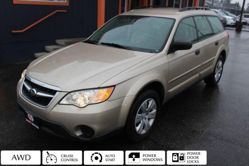 2008 Subaru Outback for sale at Sabeti Motors in Tacoma WA