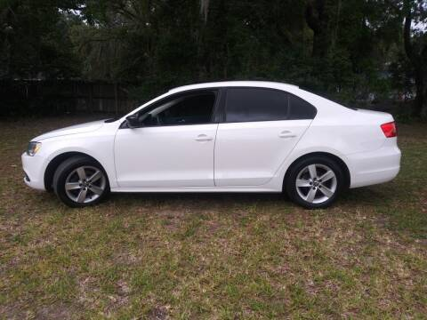 2012 Volkswagen Jetta for sale at Royal Auto Mart in Tampa FL