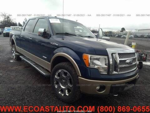 2011 Ford F-150 for sale at East Coast Auto Source Inc. in Bedford VA
