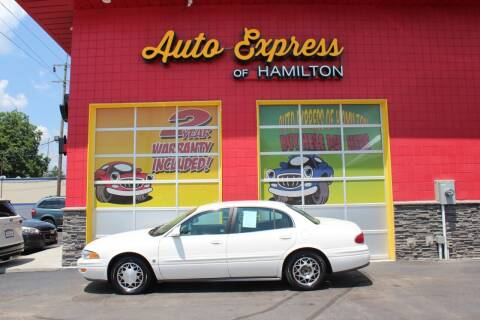 2003 Buick LeSabre for sale at AUTO EXPRESS OF HAMILTON LLC in Hamilton OH
