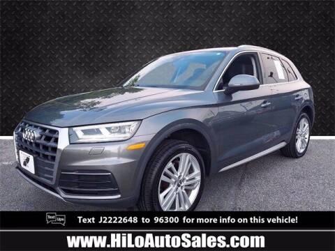 2018 Audi Q5 for sale at Hi-Lo Auto Sales in Frederick MD
