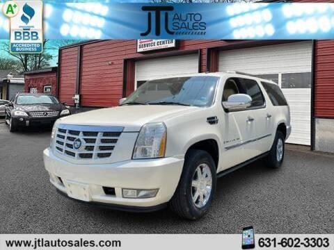 2007 Cadillac Escalade ESV for sale at JTL Auto Inc in Selden NY