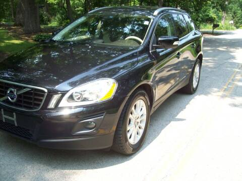 2010 Volvo XC60 for sale at Edgewater of Mundelein Inc in Wauconda IL