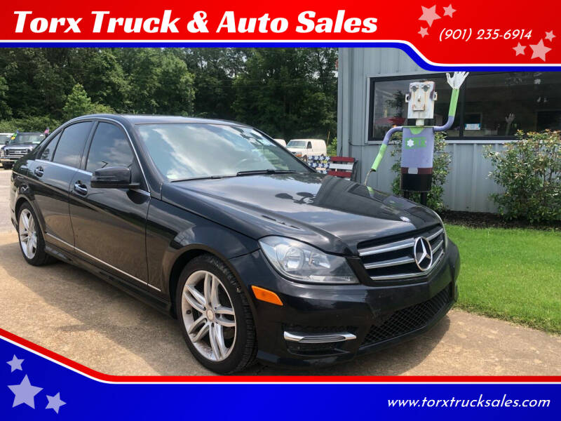 2014 Mercedes-Benz C-Class for sale at Torx Truck & Auto Sales in Eads TN