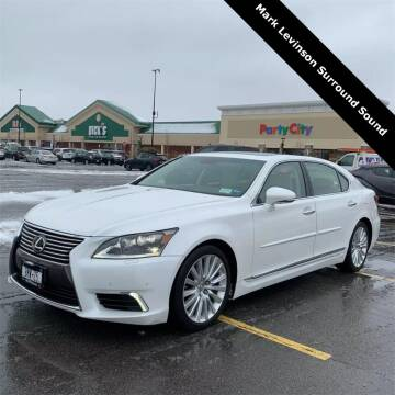 2013 Lexus LS 460 for sale at Coast to Coast Imports in Fishers IN
