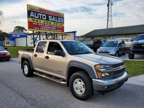 2005 Chevrolet Colorado for sale at Mox Motors in Port Charlotte FL