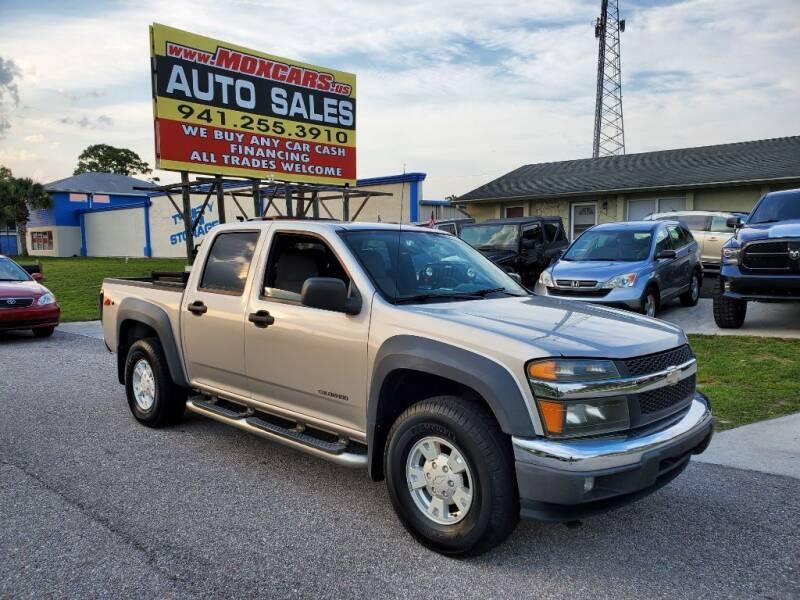 2005 Chevrolet Colorado for sale at Mox Motors in Port Charlotte FL