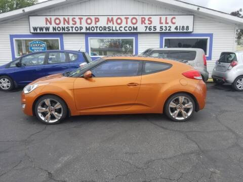 2013 Hyundai Veloster for sale at Nonstop Motors in Indianapolis IN