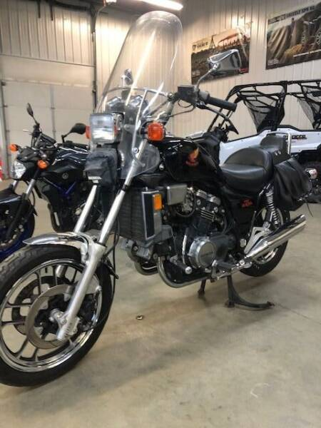 1986 Honda V65 MAGNA for sale at Queen City Motors Inc. in Dickinson ND