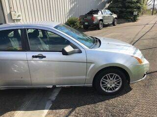 2010 Ford Focus for sale at WELLER BUDGET LOT in Grand Rapids MI