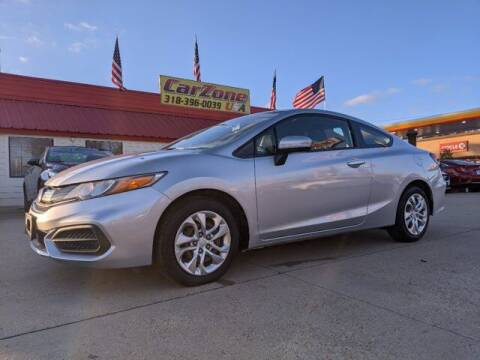 2015 Honda Civic for sale at CarZoneUSA in West Monroe LA