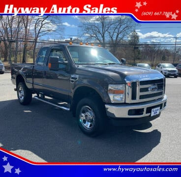 2008 Ford F-350 Super Duty for sale at Hyway Auto Sales in Lumberton NJ