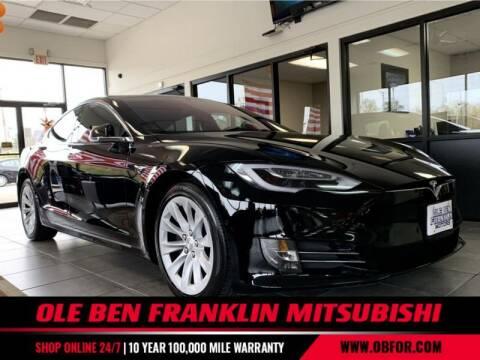 2018 Tesla Model S for sale at Ole Ben Franklin Mitsbishi in Oak Ridge TN