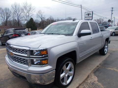 2015 Chevrolet Silverado 1500 for sale at High Country Motors in Mountain Home AR