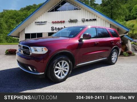 2020 Dodge Durango for sale at Stephens Auto Center of Beckley in Beckley WV