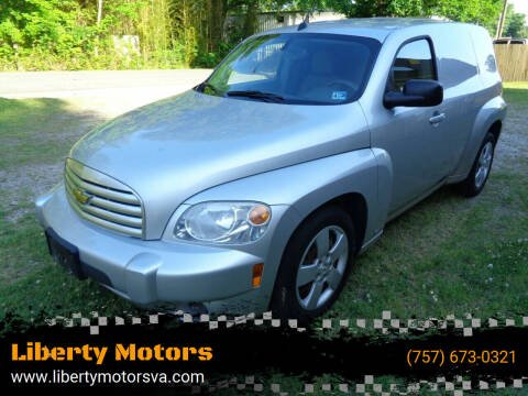 2009 Chevrolet HHR for sale at Liberty Motors in Chesapeake VA