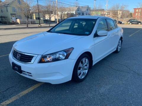2010 Honda Accord for sale at EBN Auto Sales in Lowell MA