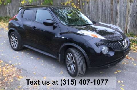 2011 Nissan JUKE for sale at Pete Kitt's Automotive Sales & Service in Camillus NY