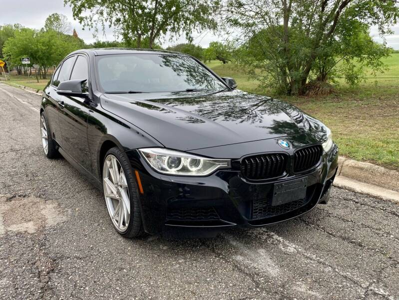 2014 BMW 3 Series for sale at Texas Auto Trade Center in San Antonio TX