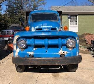 1952 Ford F-650 for sale at Classic Car Deals in Cadillac MI