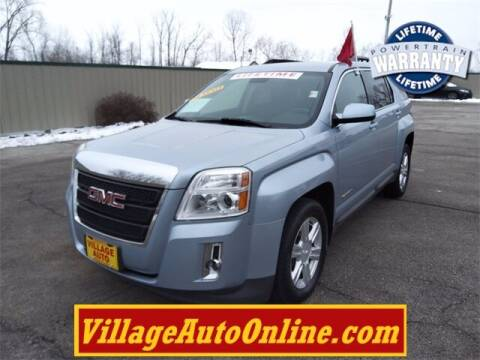 2014 GMC Terrain for sale at Village Auto in Green Bay WI