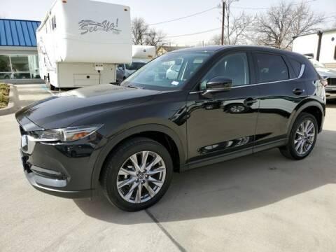 2020 Mazda CX-5 for sale at Kell Auto Sales, Inc in Wichita Falls TX