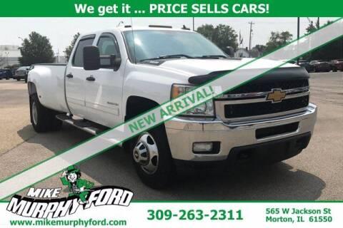 2013 Chevrolet Silverado 3500HD for sale at Mike Murphy Ford in Morton IL